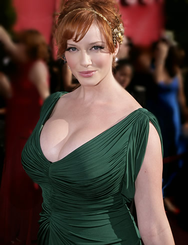 christina hendricks upskirt